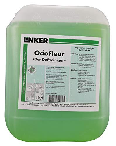 Linker Odo fleur Duftreiniger Universal Bodenreiniger Wischpflege für die tägliche Fußbodenreinigung 10 Liter