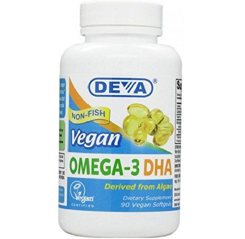 Vegan Vitamins Softgels 90 Count Bottle