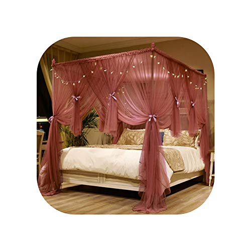 Review Of Mosquito Net Lace Polyester Insect Bed Canopy Netting Curtain Mosquito Net Bedding,Bean Pa...