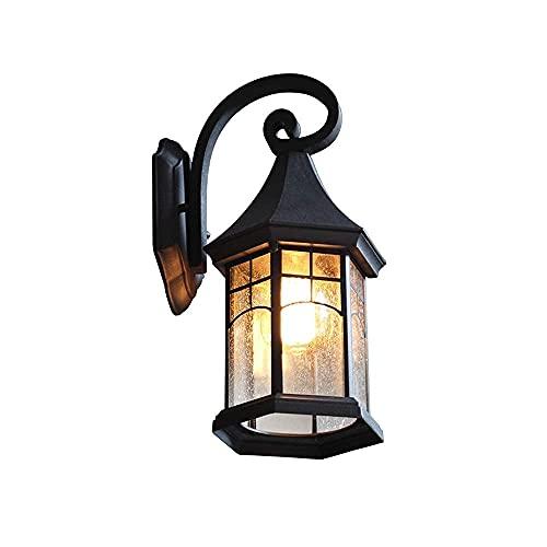 Wandlampen voor buiten LED-blakerlamp Retro smeedijzeren bartafel Industrieel creatieve woonkamer Studeerkamer Slaapkamer Nachtkastje Decoratieve lamp, gangpadlamp Spiegel voorlamp Retro sla