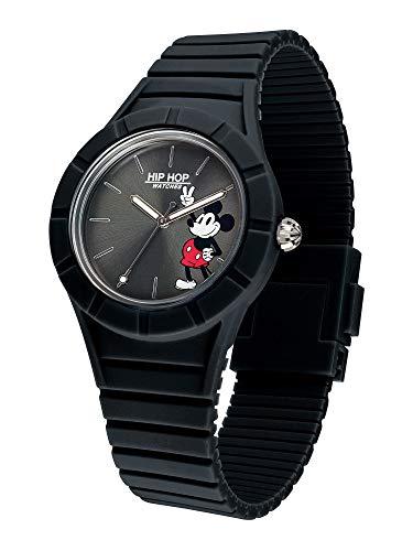 Hip Hop Watches - Orologio Mickey Mouse da Uomo Edizione Speciale Anniversario...