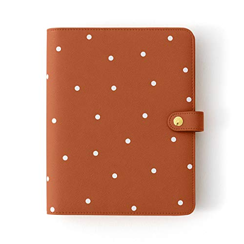 Planner personal. A5. Canela topos