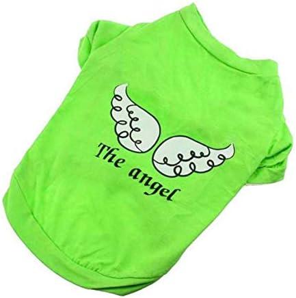 Pets Clothes - Printing Spasm price Pet Vest half Cute S Sleeveless Summer Dress