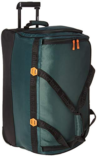 Timberland Twin Mountain Duffle With Wheels- 22, 26, 30 Inch Size Suitcase Luggage Travel Bag