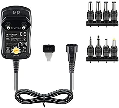 Universal Netzteil 1000ma 3v 12v Drehschalter Elektronik