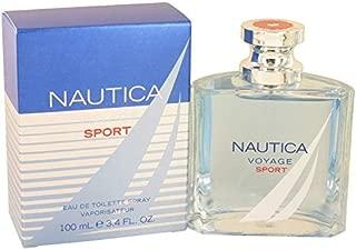 Ñáútícá Voyage Sport by Ñáútícá for Men Eau De Toilette Spray 3.4 oz