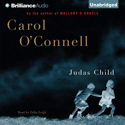 Judas Child Audiobook By Carol O'Connell cover art