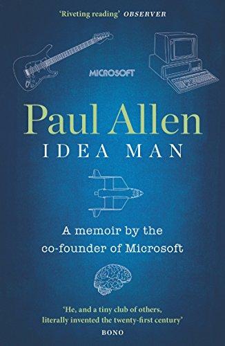 Idea Man: A Memoir by the Co-founder of Microsoft