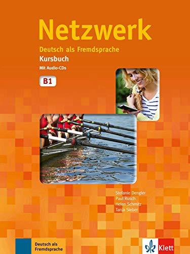 Netzwerk b1, libro del alumno + 2 cd (German Edition)