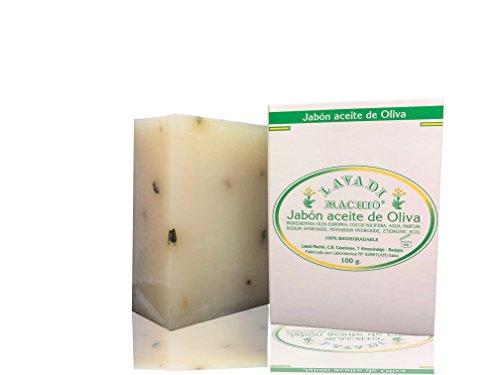 Jabón Aceite de Oliva – 100 g – Lavadi Machío