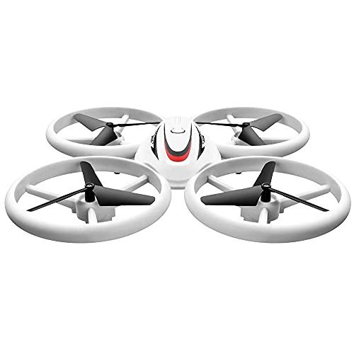 KCGNBQING Mini Drone For Kids Beginners Operado a Mano/Control Remoto Helicóptero Quadcopteraltitud Sostenga Modo sin Cabeza Juguetes para niños Niñas con 3 baterías Niño de Navida