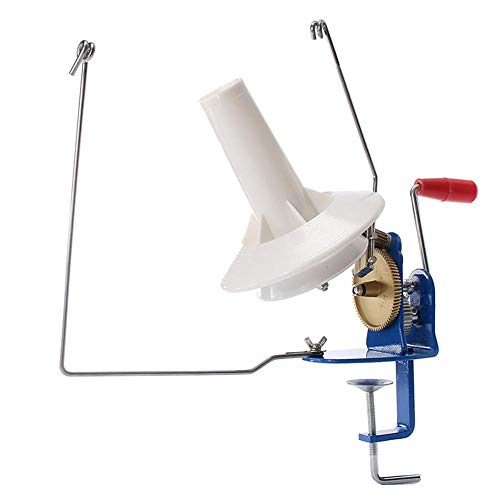Yoouo Wollwickler Garn Garnwickler Kreuzwickler Knäuelwickler Wolle String Kugel Strangwickler Strickwolle Pro Handbetriebene Handbetriebene Strang Maschine