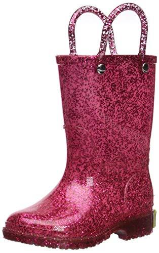 UGG unisex child Nolen Boot, Seashell Pink, 11 Little Kid US