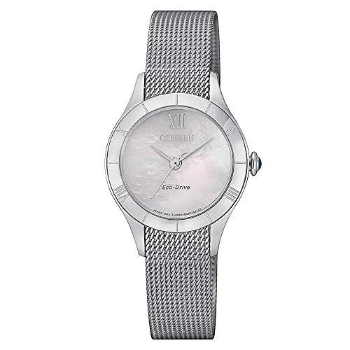 orologio solo tempo donna Citizen Lady casual cod. EM0780-83D