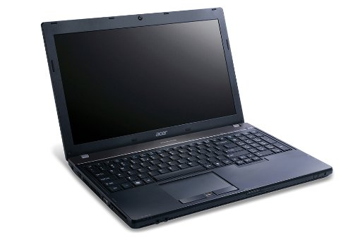 Acer TravelMate P6 653-M-33114G50Makk - Ordenador portátil (Negro, Concha, 2,4 GHz, Intel Core i3, i3-3110M, 4 GB)