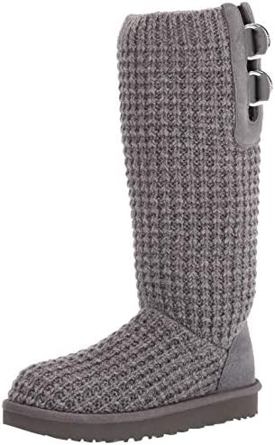 UGG Classic Solene Tall Boot Charcoal Size 8 product image