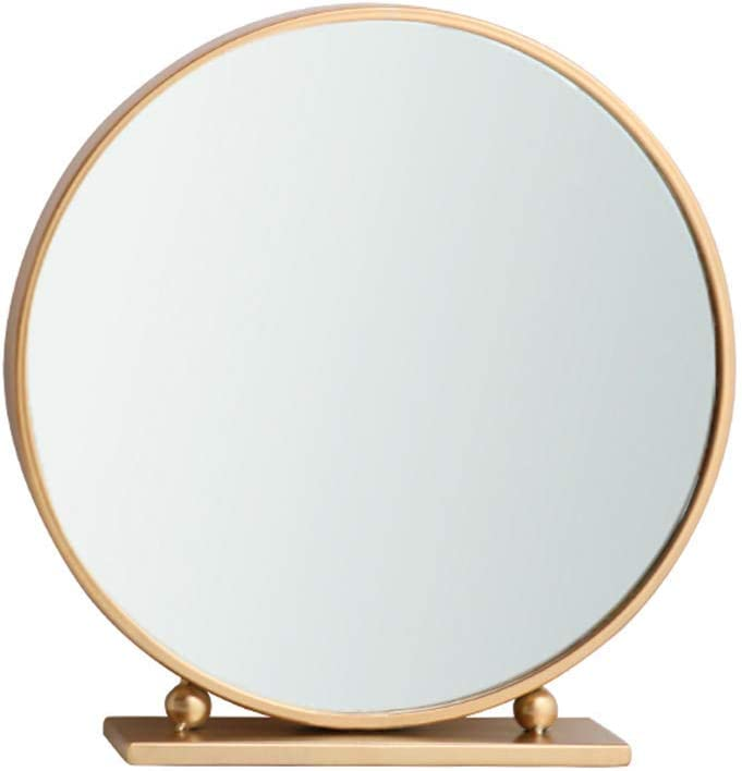 HLWJXS Mirror Bombing Ultra-Cheap Deals free shipping Bathroom Wall-Mounted Dressing ,Nordic Table