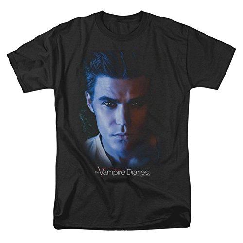 The Vampire Diaries - Camiseta (talla M), diseño de Stefan