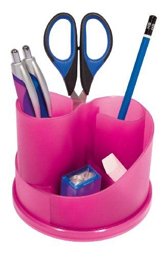 Wedo 245258509 Butler Frosty (rund, 6 Fächer) pink