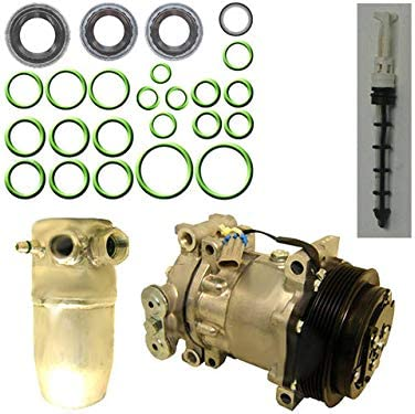 A C Compressor Kit - Ranking TOP17 1996-1999 6-Groove Chevy Translated with Compatible