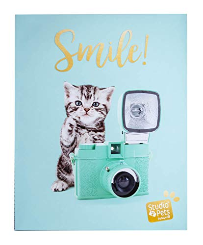 "Erik AFS36101501 Album portafoto ""Studio Pets Cat"" con 36 tasche standard 10x15 cm"