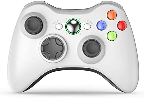 VOYEE Controller Replacement for Xbox 360 Controller Wireless Upgraded Controller with Dual product image