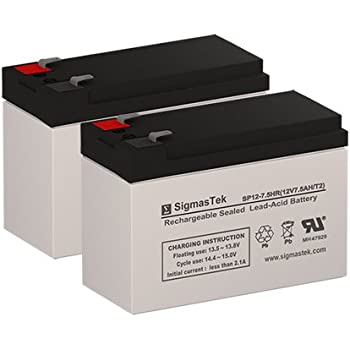 Amazon Com Kung Long Wp7 2 12 12v 8ah Ups Battery This Is An Ajc Brand Replacement Automotive