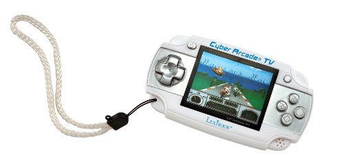 Lexibook JL2200 - LCD-Spielkonsole Cyber Arcade TV