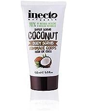 Inecto Naturals Naturals Body Scrub Coconut, 150ml
