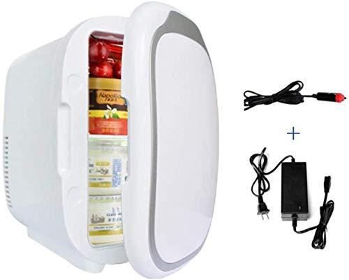 Liberty 6L El Mini refrigerador portátil de la Caja del Aislamiento de Doble finalidad del refrigerador del Coche Mini Nevera pequeña