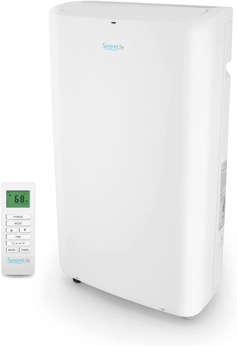SereneLife SLPAC14 Challenge the lowest price of Japan SLPAC Portable Air Colorado Springs Mall Conditioner-Compact A Home