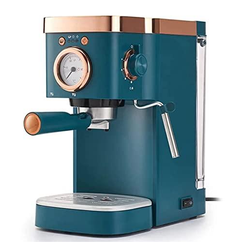Ousehold ekspres do kawy ekspres do kawy półautomatyczna funkcja pary do kawy na parową herbatę mleczną kuchnia domowa