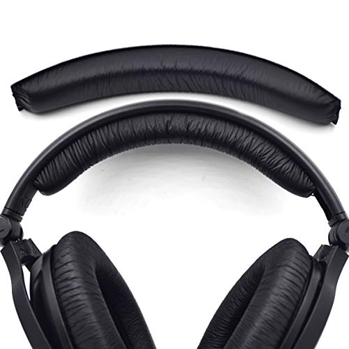 defean Replacement 1 Pcs PC350 HD380 Headband Compatible with Sennheiser PC350 HD380 Pro G4ME Zero Game Headphones/Cushion Bumper Cover Cups 1 pcs Headband