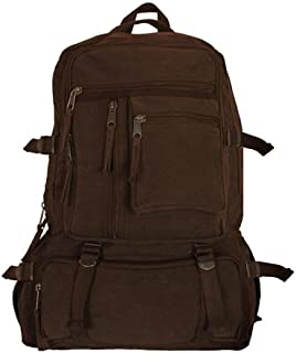Fox Outdoor Products Retro Cantabrian No Leather Trim Excursion Rucksack