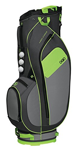 OGIO 2018 Lady Cirrus Cart Bag, Green