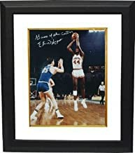 Elvin Hayes Autographed Signed Houston Cougars 16x20 Photo vs UCLA 1968 Game of the Century Custom Deluxe Framed - Certified Authentic