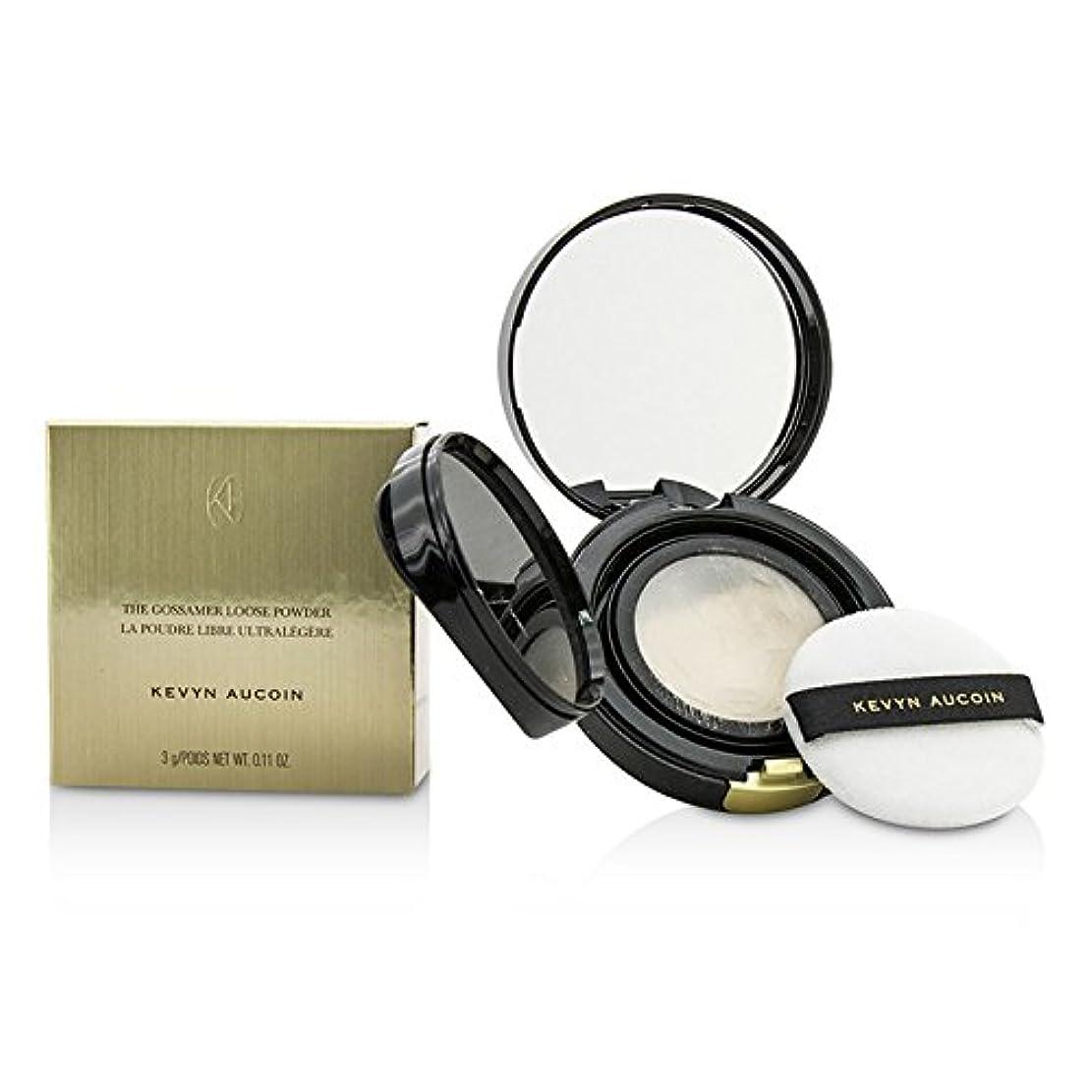 タブレット債務猫背ケヴィンオークイン The Gossamer Loose Powder (New Packaging) - Diaphanous (Light Translucent) 3g/0.11oz並行輸入品