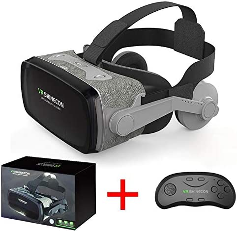 New game lovers VR Shinecon VR Virtual Reality Goggles 3D Glasses Google Cardboard VR Headset product image