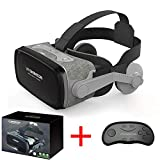 New game lovers VR Shinecon VR Virtual Reality Goggles 3D Glasses Google Cardboard VR Headset Box for 4.0-6.0 inch Smartphone