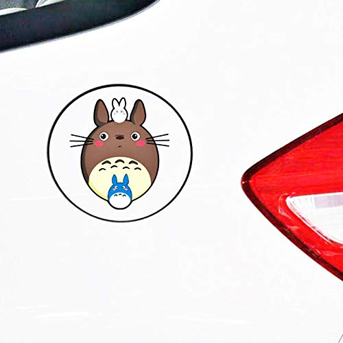 ytrewq Car Accessories Cartoon Cute Sticker Decal for Motorcycle Laptop11*10cm