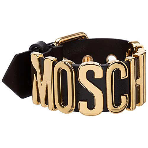 Moschino mujer pulsera nero