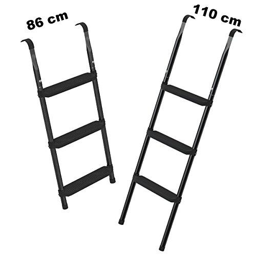 Unbekannt Leiter für Garten - Trampolin - Zubehör Höhe 86 cm