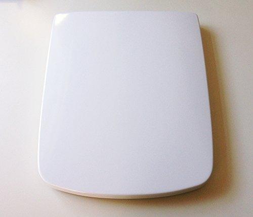 PREMIANO WC Sitz TakeOff Scharnier Softclose Absenkautomatik weiss