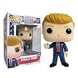 MXYY ¡Popular! Figuras de campaña Electoral de Vinilo de 10 cm Modelo Donald Trump de la Serie de ce...