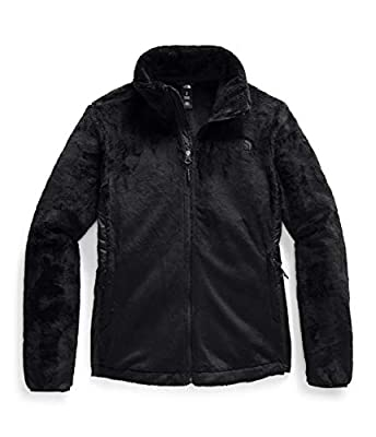 The North Face Osito Hybrid Full Zip Jacket TNF Black XL