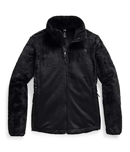 The North Face Women's Osito Hybrid Full Zip Jacket, TNF Black, M