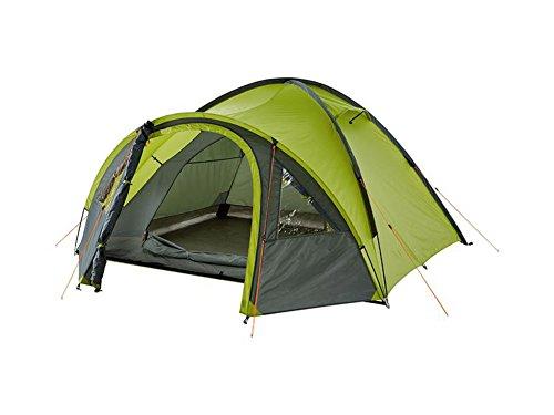 4personas iglú doble Tienda Tienda Campaña Camping Trekking tienda