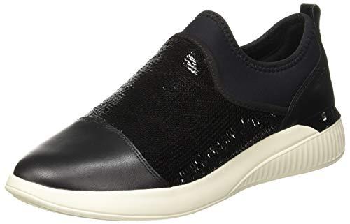 Geox D Theragon A, Zapatillas para Mujer