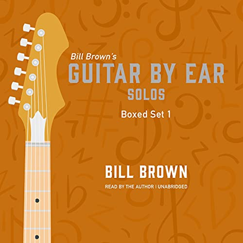 Guitar by Ear: Solos Box Set 1 cover art