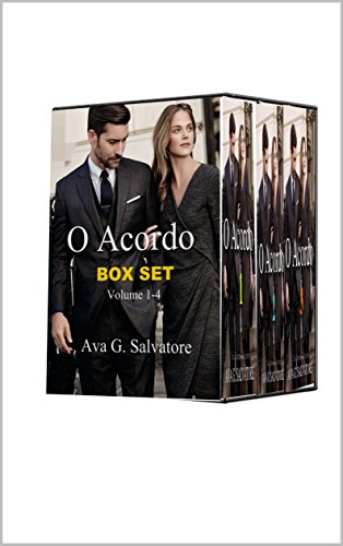 O Acordo: Box Set - Volume 1-4